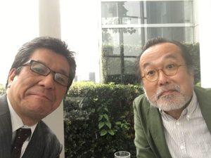 中川ひろたかさんと早川