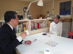 五味さんと早川
